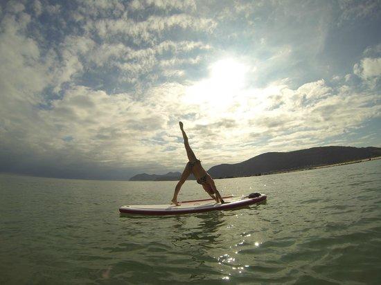 Yoga pilates ...