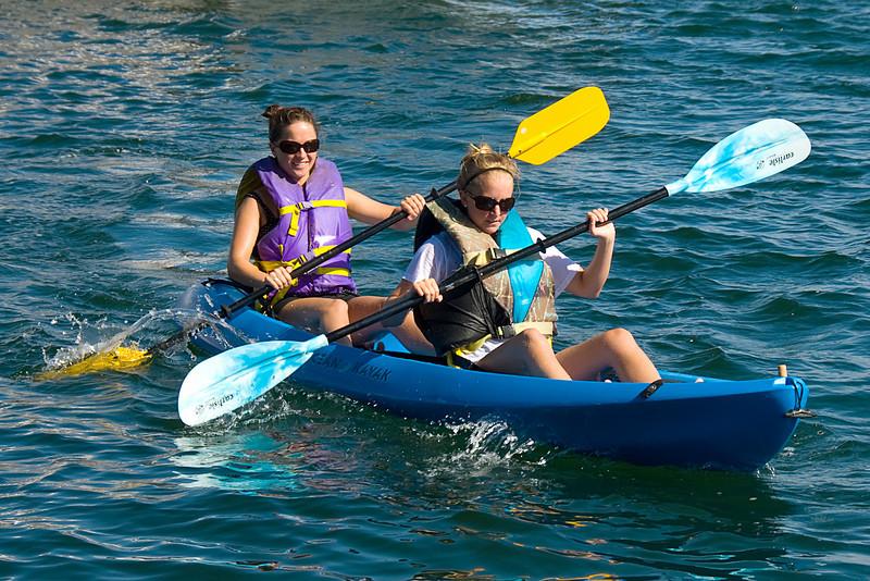 Kayaks Loredo.